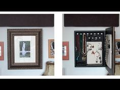 How to make a DIY jewelry organizer Smart DIY Solutions for