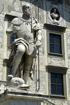 Piazza dei Cavalieri, Pisa, Toscana,Italia