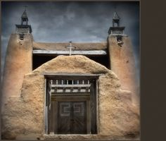 """""""Gates of Las Trampas"""" where genizaros lived to fight to survive, not to fight to serve..."""