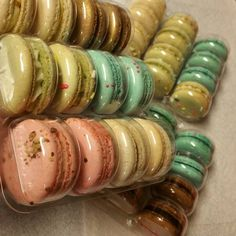 """""""Thanks @loveandmacarons for your awesome macarons!! You're going to make the ladies in my life very happy   #madameals #sacramento #cityoftrees #gourmet #tasty #food #foodie #convenient #variety #mealprep #preparedmeals #tastingmenu #notyouraveragemealprep #farmtofork #truecooks #personalchef #delivery #supportlocal #trifecta #sacpeeld #midtownjerkyco #rueandforsmanranch  #cityoftees #nextgenfoods #theformula"""" @mada_meals"""