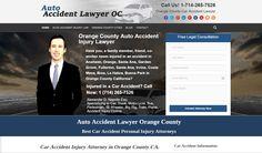 Orange County Auto Accident Injury Lawyer - http://www.autoaccidentlawyeroc.com/