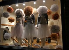 anthropologie window display - Google Search