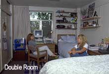 BQDoubleW Vanderbilt University, Double Room, Dorm, New Homes, Bed, House, Furniture, Home Decor, Dormitory