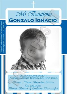 Bautismo Babyshower, Movies, Movie Posters, Baptism Favors, The Godfather, Invitation Cards, Invitations, Events, Films