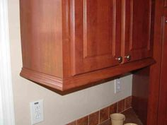Find This Pin And More On Kitchen Under Cabinet Trim