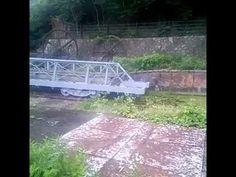 The Lake Biwa canalインクライン27 - YouTube