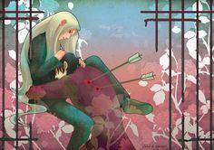 Integra and Alucard