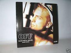"""OFF - Electrica Salsa (Baba Baba) ZYX 5548 *GER1986* 12"""" MAXI"""