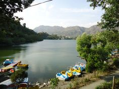 Did you know there is a surreal lake in Nainital which has 9 corners, #Naukichiatal