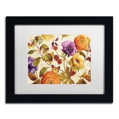 End of Summer I by Lisa Audit Matted Framed Painting Print