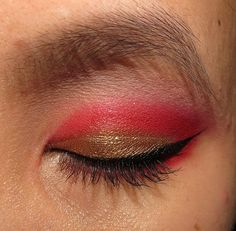 lunar new year look Chinese Makeup, New Years Look, Look 2018, Look Into My Eyes, Lunar New, Make Up, Seasons, Holidays, Portrait