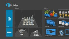 Microsoft's 3D Builder