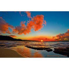 Dragon Cloud, Sunset