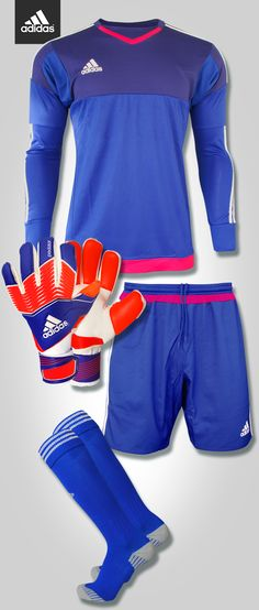 Goalkeeper Set Adidas Top 15 Completo per portieri
