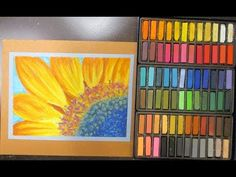 Hello Everyone ! Todays video is a beginner pastel painting tutorial of a sunflower to welcome in fall . more autumn painting tutorials coming soon so do. Canvas Painting Tutorials, Painting Lessons, Art Lessons, Oil Pastel Art, Pastel Drawing, 2nd Grade Art, Drawing Techniques, Drawing Tutorials, Autumn Painting
