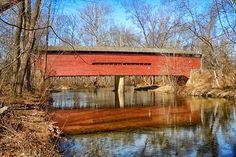 Pennsylvania, Covered Bridge