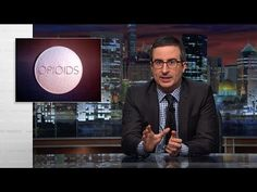 John Oliver Blasts Pharma's Role in U.S. Opioid Epidemic: 'This Is Happening Everywhere' | Alternet ***Could it be better if Cannabis use was legalized? Up against Big Pharma/Big Alcohol.***