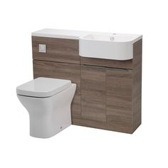 Toilet Sink Combination Combination Basin Toilet Units Bathroom Supastore Com