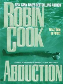 Anything by Robin Cook!