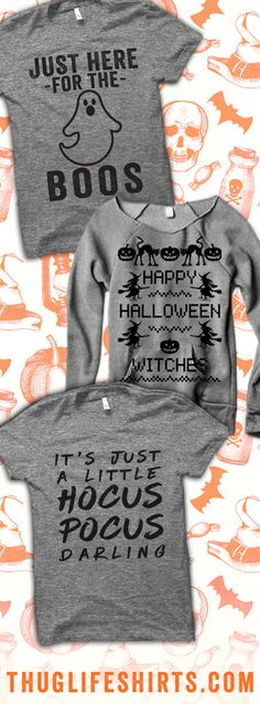 Shop our huge selection of Halloween Shirts now! Just click the image above.