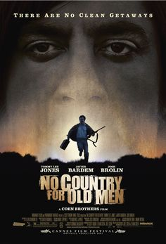 """No country For Old Man"" Tommy Lee Jones - Directors: Coen Bros - 2007 