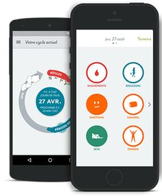 Clue: Period and Ovulation Tracker for iPhone and Android