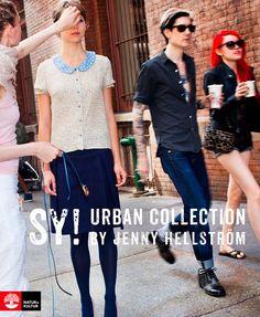 Sy! :  urban collection / by Jenny Hellström