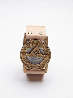 Free People Compass Sundial Cuff, $298.00