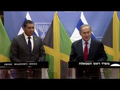 PM Welcomes Jamaican Counterpart for Historic First Visit - Breaking Israel News | Latest News. Biblical Perspective.