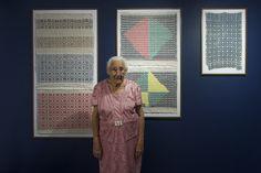 Anezia Rosalina dos Santos Freire, mestra na tecelagem manual | Casa dos Outros | Foto: Manu Oristanio