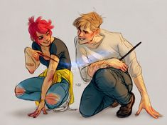 """atalienart: """"Shut up wolfie (Remus and Tonks :)) """" Fanart Harry Potter, Arte Do Harry Potter, Harry Potter Ships, Harry Potter Drawings, Yer A Wizard Harry, Harry Potter Universal, Harry Potter Fandom, Harry Potter World, Drarry"""