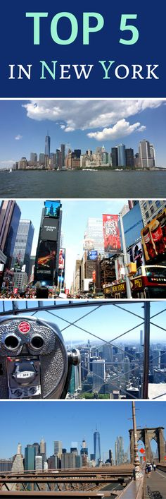 New York für Anfänger. In 2016 ging es wieder in die USA und diesmal stand auch endlich New York City auf dem Programm. Lange habe ich auf die Zeit im Big Apple hingefiebert. Endlich über die Brooklyn Bridge spazieren, die Skyline Manhattans und die Freiheitsstatue sehen... Yellow Cabs, der Times Square und der Central Park.. Ja, das ist NEW YORK. #nyc #newyork Ich zeige dir, was du bei deinem ersten Besuch, unbedingt sehen musst. Die Top 5 in New York City