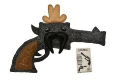 concealed weapons plush toys