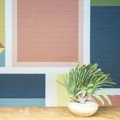 Kelly Wearstler Online Store: Interiors Commercial Projects by Kelly Wearstler Stencil Painting On Walls, Background Powerpoint, Kelly Wearstler, Global Design, Interior And Exterior, Store Interiors, Commercial, Display, Projects