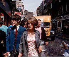 Sixties Fashion, Mod Fashion, Street Fashion, Fashion Beauty, Swinging London, Carnaby Street, Twiggy, Back In The Day, Cool Kids