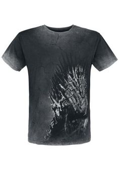 Iron Throne - T-shirt van Game Of Thrones