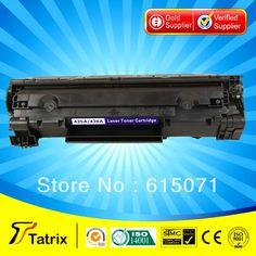 35A Toner Cartridge  Triple Quality Test CB435A 35A Toner Cartridge for HP toner Printer