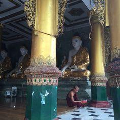Yangon Yangon, Pillar Candles, Candles