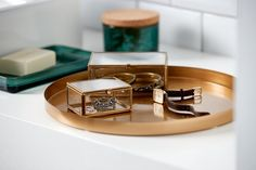 Korurasia VIKEN 2 kpl/pkt | JYSK Own Home, Dna, Jewelry Box, Jewellery, Rings For Men, Bathroom Ideas, Interior, House, Accessories