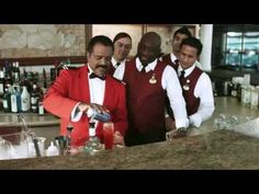 "Love Boat bartender Ted Lange creates Valentine's Day cocktail named ""The Isaac - Indianapolis International Travel 