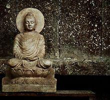 Buddha by Kim-maree Clark Buddha, Japanese, Fish, Statue, Texture, Art, Surface Finish, Art Background, Japanese Language