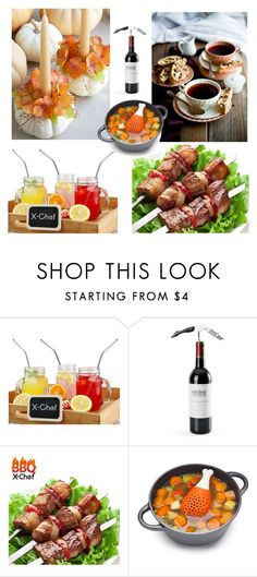 x chef life by ioakleaf on Polyvore featuring interior, interiors, interior design, home, home decor, interior decorating and Monkey Business