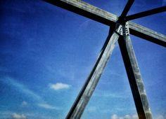 Under the bridge #java #indonesia #bengawansolo