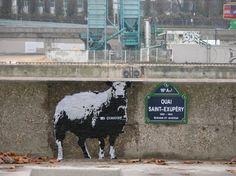 Blek le Rat / 2003 / Paris - France