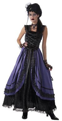 Purple Poison Adult Costume - Halloween Costumes