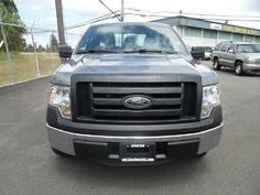 2011 Ford F150, 107,468 miles, $13,999.