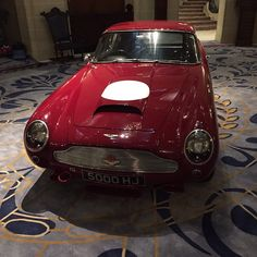 Beautiful Aston Martin DB4 GT #acartottravelin #takenbyPaul