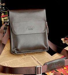 TÚI XÁCH NAM: Túi hàng hiệu Polo Classic. là túi da với da miếng bền đẹp, lịch sự nhưng rất trẻ trung, hiện đại, có dây đeo và khóa các ngăn.Mua sản phẩm tại:Muachung365.net Polo, Kate Spade, Polos, Polo Shirts