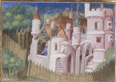 Pierre Salmon, Réponses à Charles VI.., 1409-1410, 61v http://www.europeanaregia.eu/en/manuscripts/paris-bibliotheque-nationale-france-mss-francais-23279/en