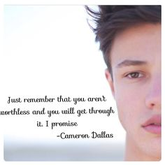 Cameron Dallas Quotes | Cameron Dallas Quotes. QuotesGram